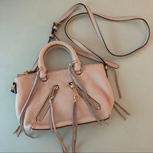 Pink Rebecca Minkoff Crossbody Handbag